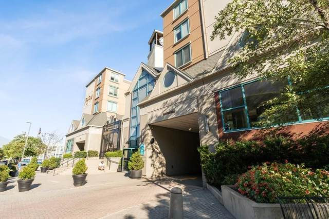 600 Harbor Blvd #861, Weehawken, NJ 07086 (MLS #210005377) :: Team Francesco/Christie's International Real Estate