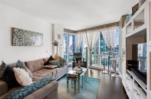 77 Hudson St #2801, Jc, Downtown, NJ 07302 (MLS #210005380) :: Provident Legacy Real Estate Services, LLC