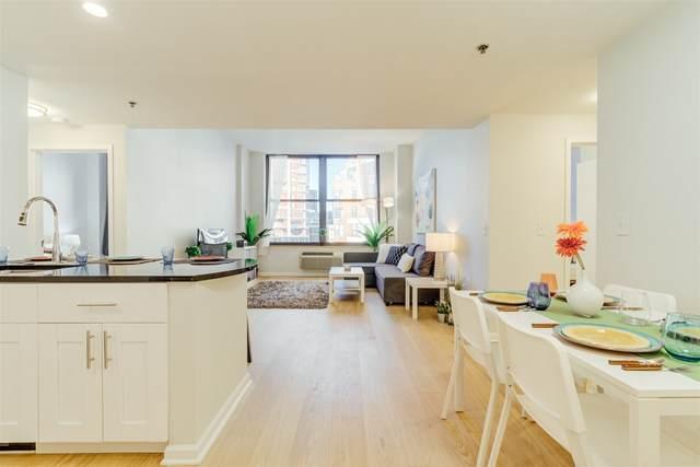 102 Christopher Columbus Dr #1110, Jc, Downtown, NJ 07302 (MLS #210005388) :: Provident Legacy Real Estate Services, LLC