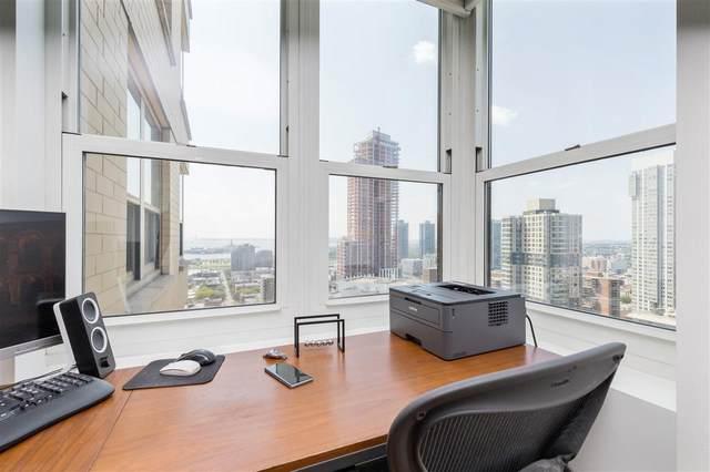 88 Morgan St #3509, Jc, Downtown, NJ 07302 (MLS #210005444) :: Kiliszek Real Estate Experts