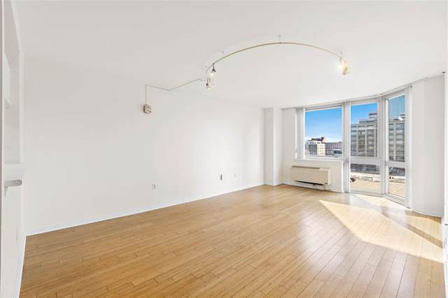 20 2ND ST #610, Jc, Downtown, NJ 07302 (MLS #210005467) :: RE/MAX Select