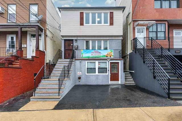 260 Hutton St, Jc, Heights, NJ 07307 (MLS #210005479) :: Team Francesco/Christie's International Real Estate