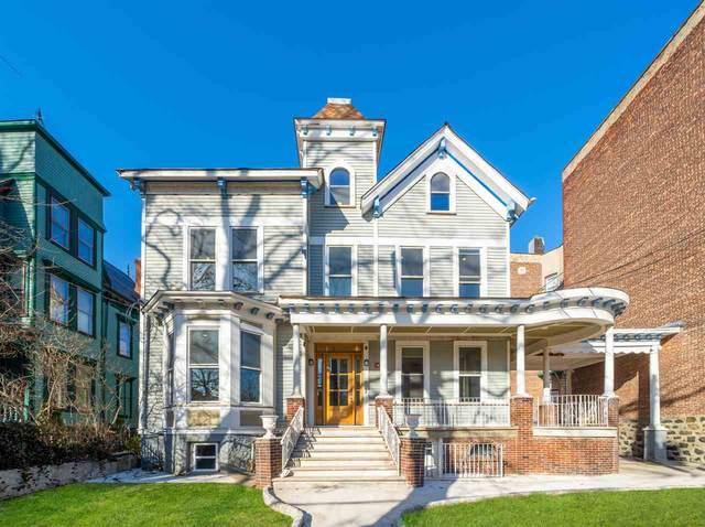 70 Sherman Pl #1, Jc, Heights, NJ 07307 (MLS #210005485) :: Team Francesco/Christie's International Real Estate