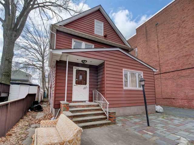 120 West 37Th St, Bayonne, NJ 07002 (MLS #210005486) :: Team Francesco/Christie's International Real Estate