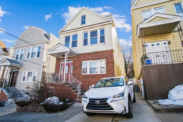 320 Columbia Ave, Jc, Heights, NJ 07307 (MLS #210005489) :: Team Francesco/Christie's International Real Estate