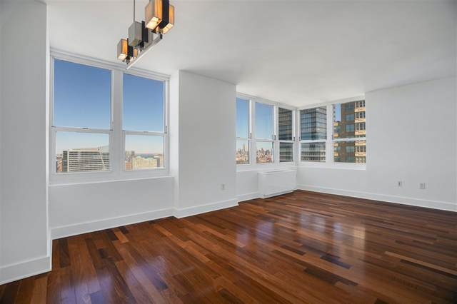 88 Morgan St #4202, Jc, Downtown, NJ 07302 (MLS #210005670) :: The Danielle Fleming Real Estate Team