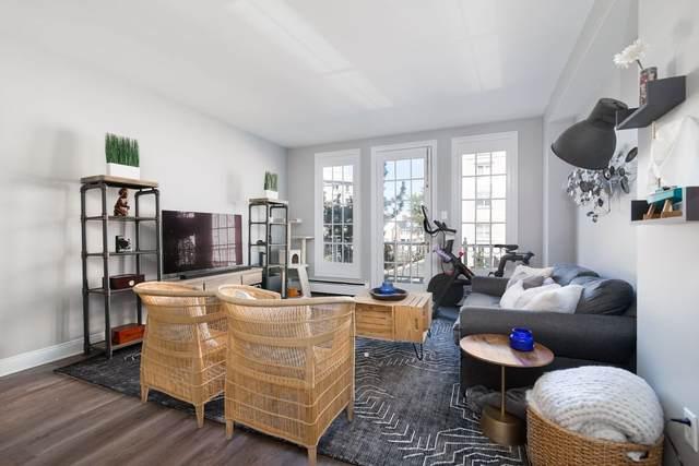 101 Shearwater Ct East #23, Jc, Greenville, NJ 07305 (MLS #210005696) :: The Danielle Fleming Real Estate Team