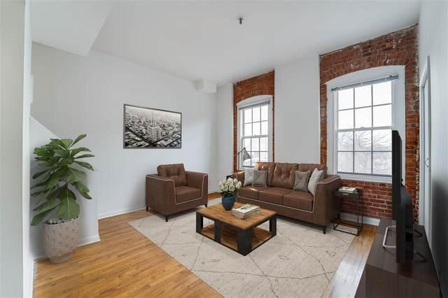 158 Wayne St 409A, Jc, Downtown, NJ 07302 (MLS #210006091) :: The Danielle Fleming Real Estate Team