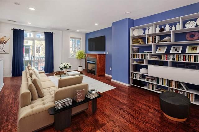 349 Oswego Ct, West New York, NJ 07093 (MLS #210006154) :: The Danielle Fleming Real Estate Team