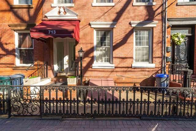 713 Bloomfield St, Hoboken, NJ 07030 (MLS #210006172) :: RE/MAX Select