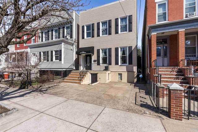 120 Dodd St, Weehawken, NJ 07086 (MLS #210006205) :: The Danielle Fleming Real Estate Team