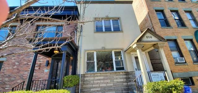 606 Madison St, Hoboken, NJ 07030 (MLS #210006305) :: RE/MAX Select
