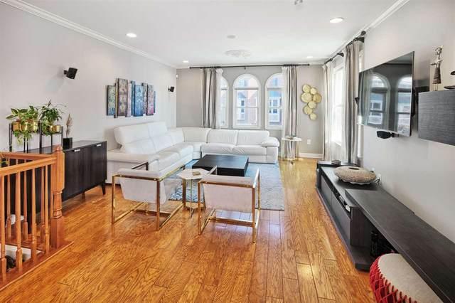 462 Buffalo Ct, West New York, NJ 07093 (MLS #210006452) :: The Danielle Fleming Real Estate Team