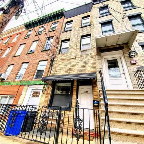 160 6TH ST, Hoboken, NJ 07030 (MLS #210006489) :: RE/MAX Select