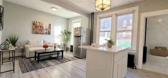 727 11TH ST, Union City, NJ 07087 (MLS #210006525) :: The Danielle Fleming Real Estate Team
