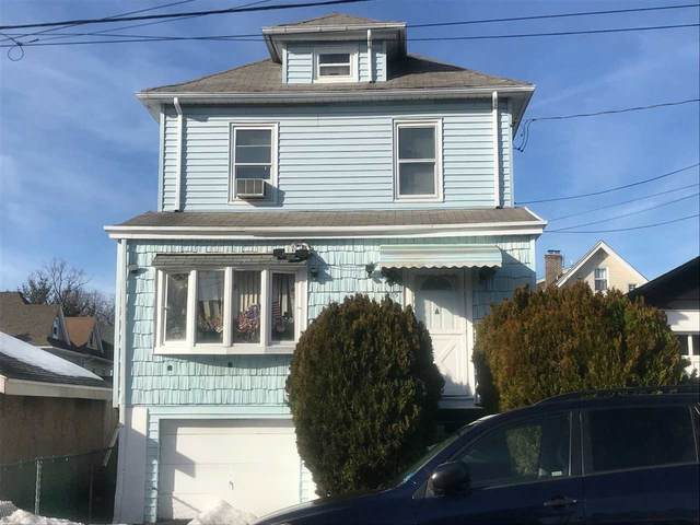 245 Hornblower Ave, Belleville, NJ 07109 (MLS #210006589) :: The Trompeter Group