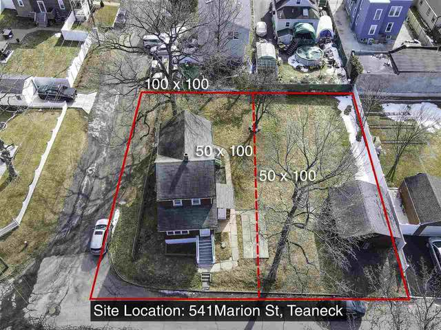 541 Marion St, Teaneck, NJ 07666 (MLS #210006818) :: The Trompeter Group