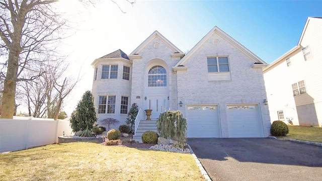 6 Elizabeth Ct, Woodbridge, NJ 07067 (MLS #210007393) :: Provident Legacy Real Estate Services, LLC
