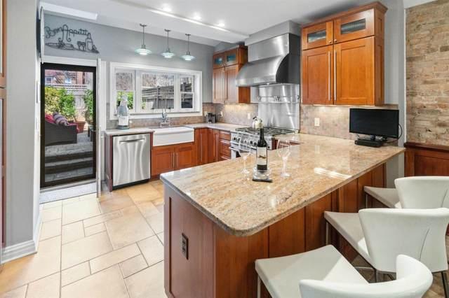 162 13TH ST, Hoboken, NJ 07030 (MLS #210007735) :: The Danielle Fleming Real Estate Team