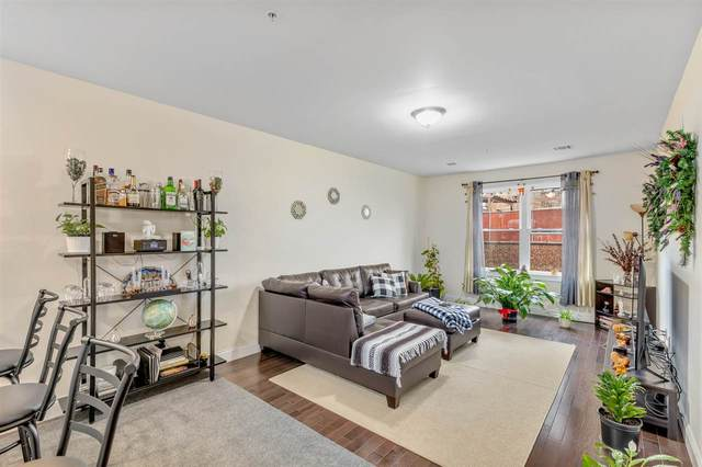 90 Clinton Ave #305, Newark, NJ 07114 (MLS #210007894) :: The Trompeter Group