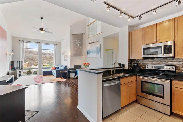 26 Avenue At Port Imperial #432, West New York, NJ 07093 (MLS #210008107) :: The Danielle Fleming Real Estate Team