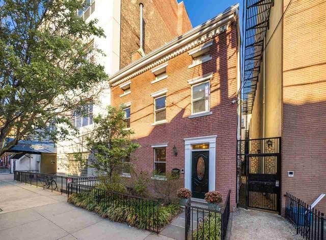 221 Bloomfield St, Hoboken, NJ 07030 (MLS #210008198) :: The Danielle Fleming Real Estate Team