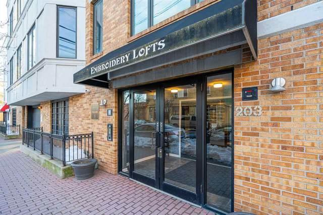 203-207 Hackensack Plank Rd 5A, Weehawken, NJ 07086 (MLS #210008238) :: The Danielle Fleming Real Estate Team