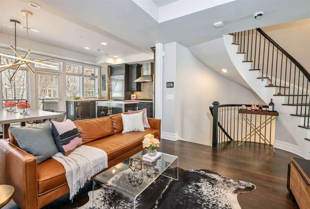 8 Cambridge Way #8, Weehawken, NJ 07086 (MLS #210008265) :: The Danielle Fleming Real Estate Team