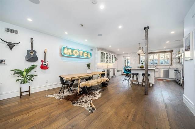 323 Park Ave, Hoboken, NJ 07030 (MLS #210008308) :: The Trompeter Group