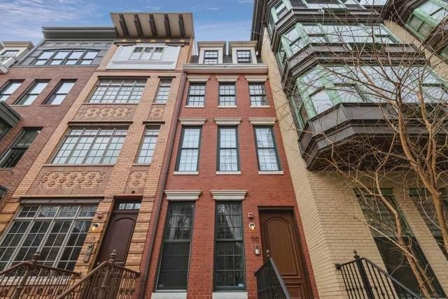 110 Liberty View Drive 1A, Jc, Downtown, NJ 07302 (MLS #210008318) :: RE/MAX Select
