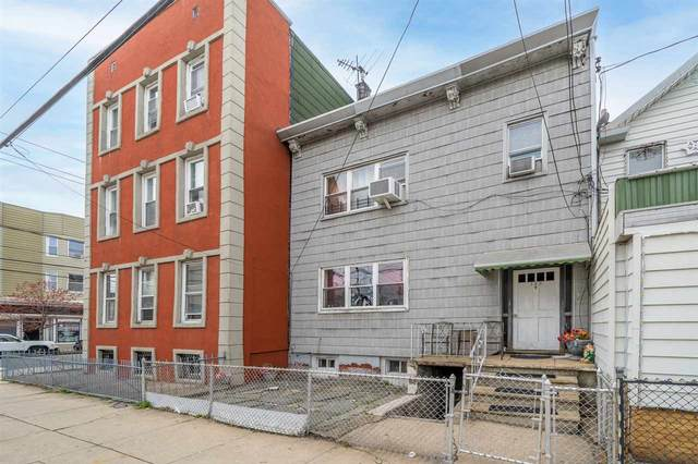 125 Cambridge Ave, Jc, Heights, NJ 07302 (MLS #210008374) :: The Dekanski Home Selling Team