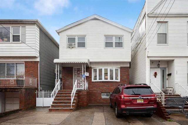 135 Terhune Ave, Jc, Greenville, NJ 07305 (MLS #210008388) :: Team Braconi | Christie's International Real Estate | Northern New Jersey