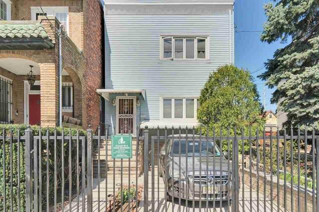623 Palisade Ave, Jc, Heights, NJ 07307 (MLS #210008405) :: The Dekanski Home Selling Team