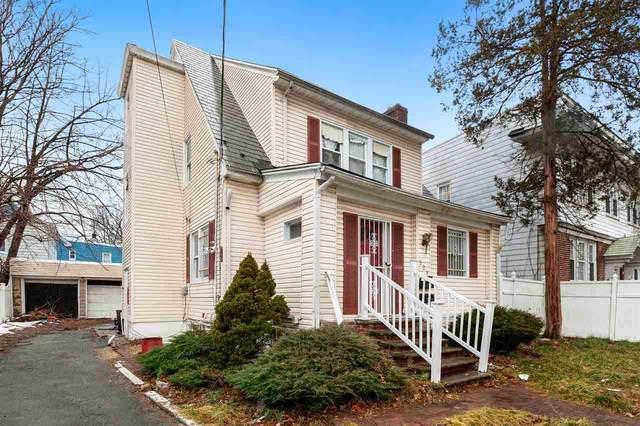229-231 Sunset Ave, Newark, NJ 07106 (MLS #210008541) :: Hudson Dwellings