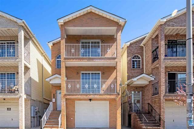 706 Ocean Ave, Jc, Greenville, NJ 07305 (MLS #210008546) :: Hudson Dwellings