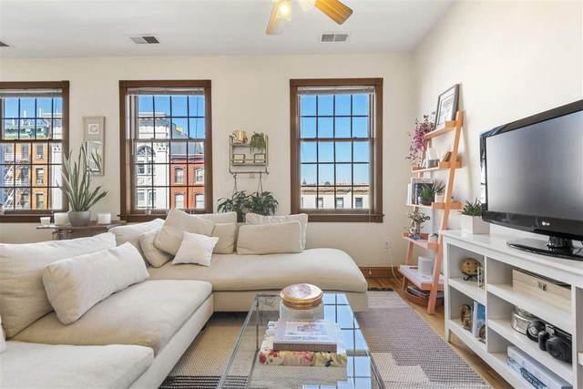 421 Washington St C, Hoboken, NJ 07030 (MLS #210008561) :: Hudson Dwellings