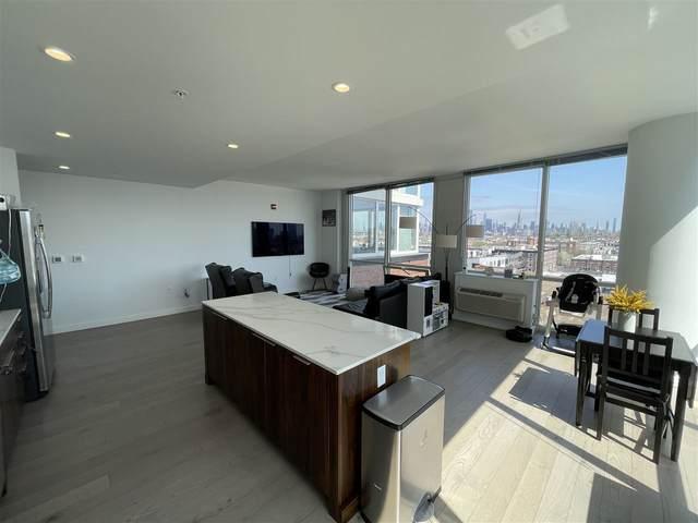 770 Jackson St #735, Hoboken, NJ 07030 (MLS #210008566) :: Hudson Dwellings