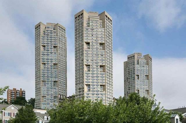 7000 Blvd East 23C, Guttenberg, NJ 07093 (MLS #210008567) :: Hudson Dwellings