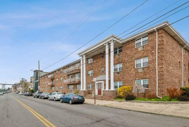 55 West 1St St A4, Bayonne, NJ 07002 (MLS #210008579) :: The Trompeter Group