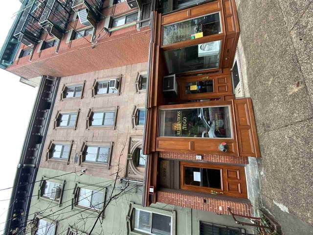 209 Washington St #3, Jc, Downtown, NJ 07302 (MLS #210008602) :: The Danielle Fleming Real Estate Team
