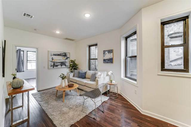 432 Wayne St #301, Jc, Journal Square, NJ 07302 (MLS #210008657) :: The Danielle Fleming Real Estate Team