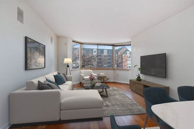 1 2ND ST #212, Jc, Downtown, NJ 07302 (MLS #210008661) :: The Danielle Fleming Real Estate Team
