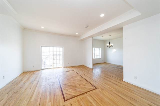 57 Western Ave #1, Jc, Heights, NJ 07307 (MLS #210008664) :: The Trompeter Group