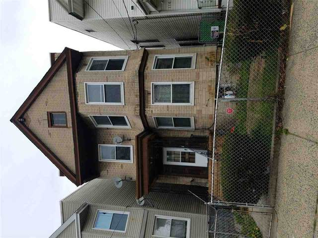118 Orient Ave, Jc, Greenville, NJ 07305 (MLS #210008665) :: RE/MAX Select