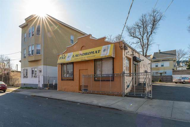 512-516 East 19Th St, Paterson, NJ 07514 (MLS #210008778) :: The Trompeter Group