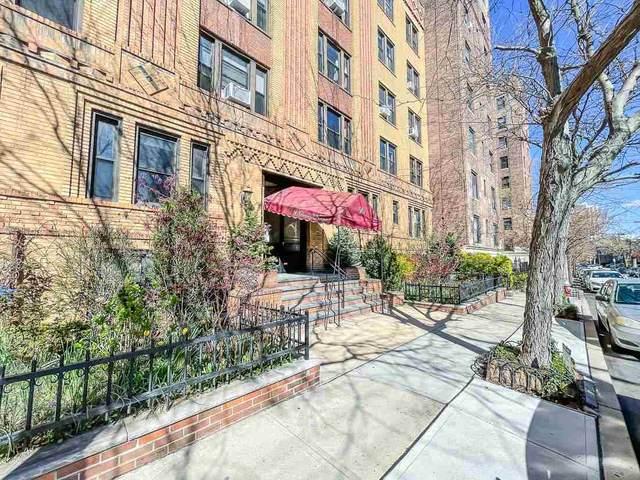 56 Glenwood Ave #37, Jc, Journal Square, NJ 07306 (MLS #210008814) :: RE/MAX Select