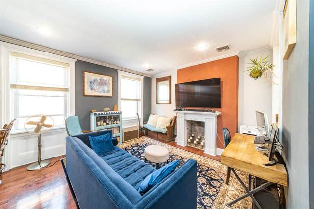 473 Jersey Ave #402, Jc, Downtown, NJ 07302 (MLS #210008882) :: The Trompeter Group