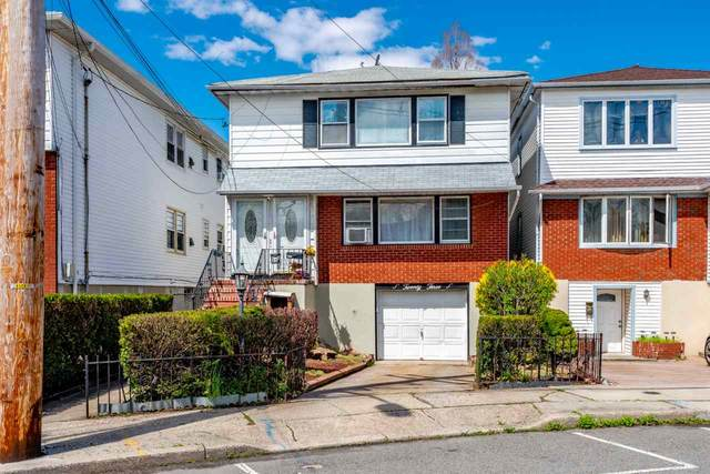 23 Sycamore Rd, Bayonne, NJ 07002 (MLS #210008889) :: The Trompeter Group