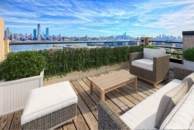 518 Gregory Ave Ph9, Weehawken, NJ 07086 (MLS #210009082) :: The Trompeter Group