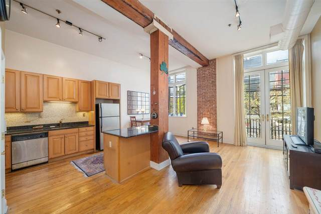 1023 Clinton St 2A, Hoboken, NJ 07030 (MLS #210009129) :: Team Francesco/Christie's International Real Estate